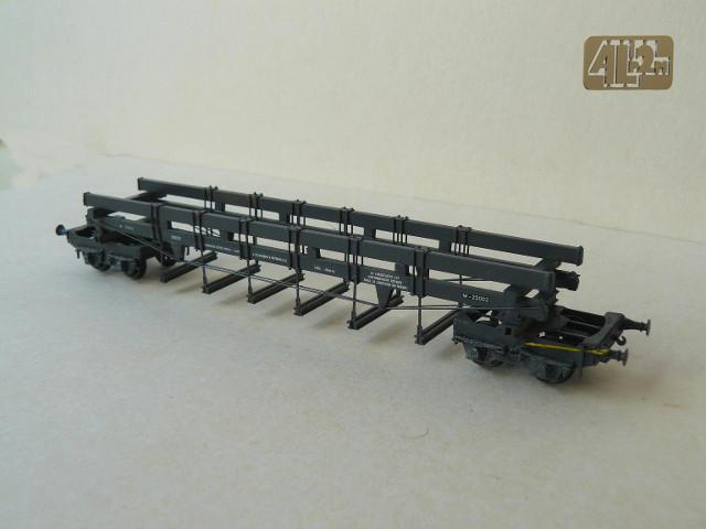 Alp2m sarl tarif montage wagon charpente amovible ouest mont lp modles - Lp charpente ...
